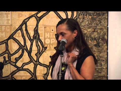 Andrea Thompson Performs at Words Aloud 10