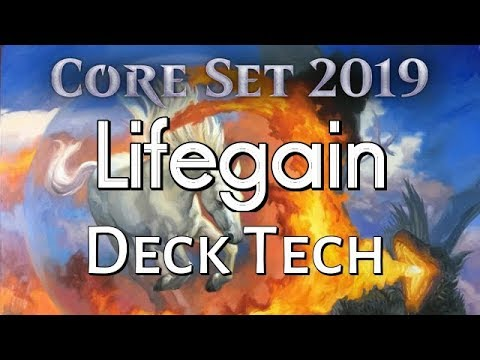 Deck Tech: Standard Life Gain with Core Set 2019 by Strictly
