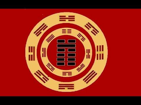 8 гексаграмма. Китайская классическая книга перемен ИЦЗИН