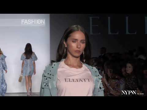 ELLIATT Spring Summer 2019 Fashion Palette New York - Fashion Channel