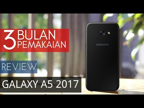 Samsung Galaxy A5 2017 Indonesia Review