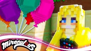 Minecraft Miraculous Ladybug 🐞 Season 1 Episode 5 🐞 Minecraft Roleplay
