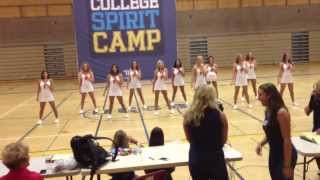 Pitch Perfect by Cal Sate Fullerton Dance Team