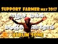SUPPORT FARMER MAY 2017 HD| SAVE FARMER ||#KS ALBUM SONG| Music RAMAR| Karthick Suriyan