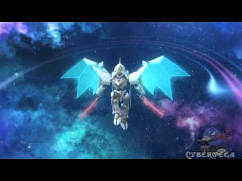 Super Robot Wars Z2 Saisei-Hen Opening