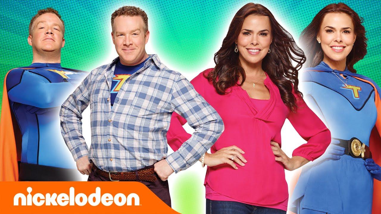 Los Thundermans | Los diez mejores momentos de Barb y Hank | Nickelodeon en Español