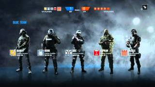 Rainbow Six Siege Online Gameplay Part 16: TDM Bomb at Oregon
