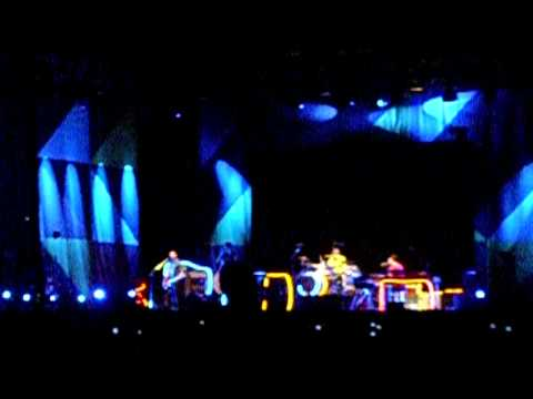 Keane - The lovers are losing (Argentina 2009)