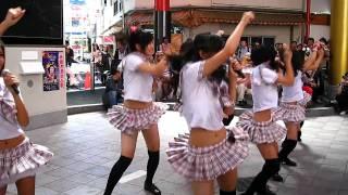 2010年10月10日 大須ふれあい広場でのOS☆U 路上ライブです もっとファン...