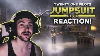 Twenty One Pilots | JUMPSUIT (live) | Reaction!!