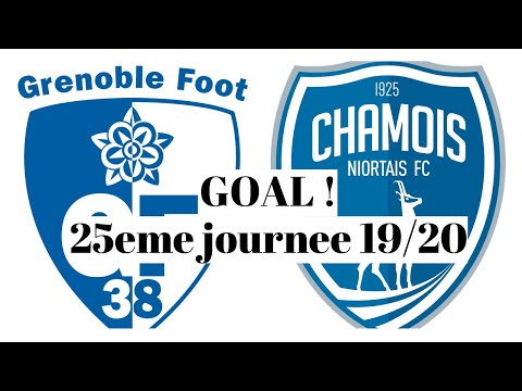Grenoble Niort Goals And Highlights