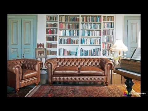 Английский стиль в интерьере - аристократично, сдержанно и изысканно