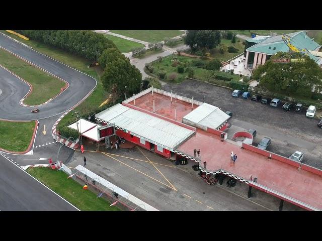 CIK ITALIA RENTAL 2018 ARCE, riprese aeree con drone