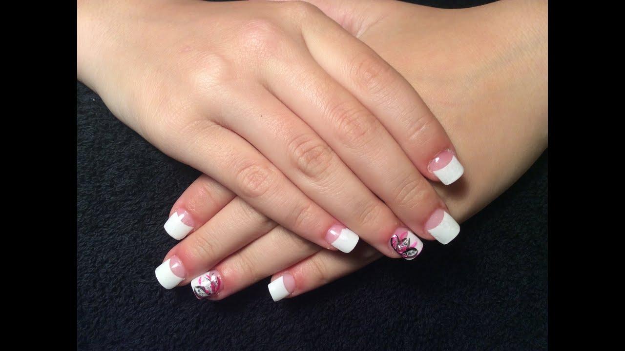 acrylic nails teenager nailsjamiebe