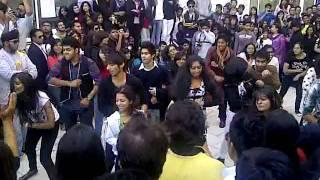 Flash Mob @ Heriot Watt University, Dubai Campus thumbnail