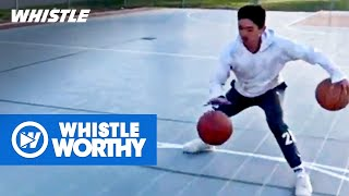 Top 15 AMAZING Streetball Trick Shots, Handles, & Skills