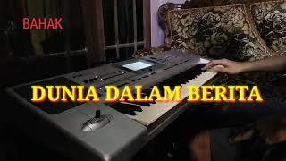 Qasidah Karaoke DUNIA DALAM BERITA (NASIDA RIA) KORG PA50 BAHAK