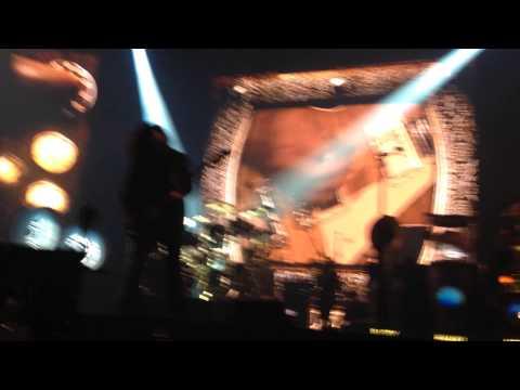Geddy's bass trainwreck - Headlong Flight - Toronto 6/17/15