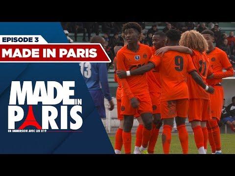 #MadeInParis : En immersion avec les U19 - ep. 3