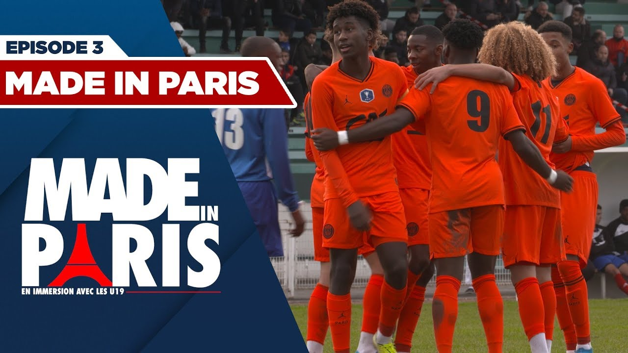 Download #MadeInParis : En immersion avec les U19 - ep. 3