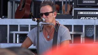 Bruce Springsteen - 2013-07-20 Belfast - This Hard Land (pre-show)