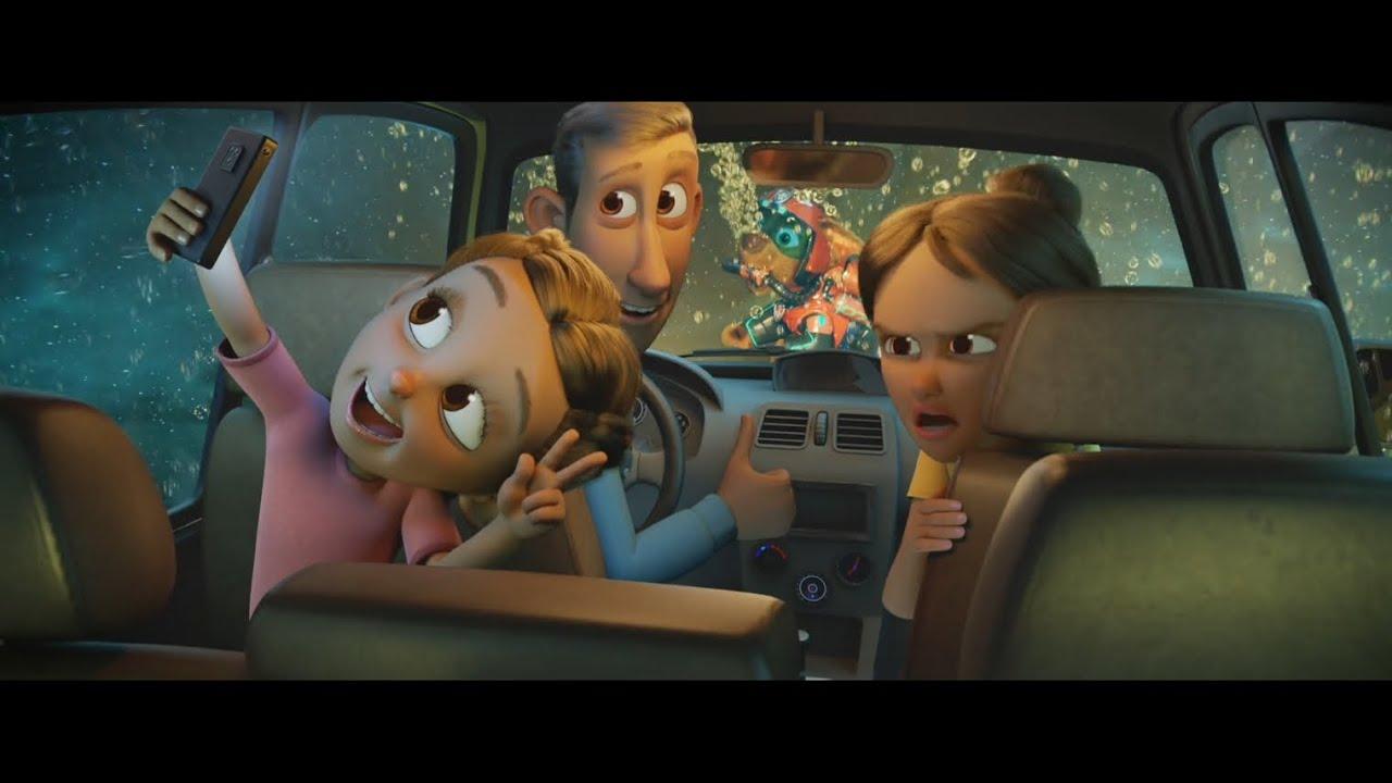 PAW Patrol The Movie || Selfie Clip 😆🐕🐩🐾