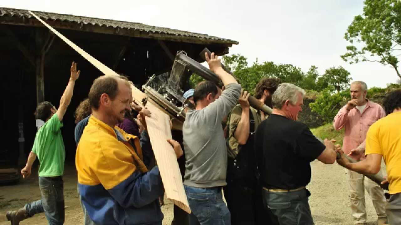Construire une olienne maison avec l 39 association al 39 terre for Construction eolienne maison