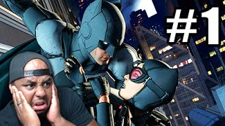 MOST INTENSE GAME EVER! | Batman: The Telltale Series - Episode 1 Part 1