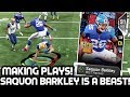 SAQUON BARKLEY IS A BEAST! VON MILLER! Madden 19 Ultimate Team