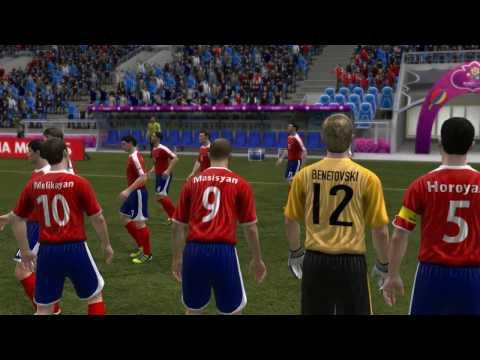 Армения 2-0 Азрбаджан