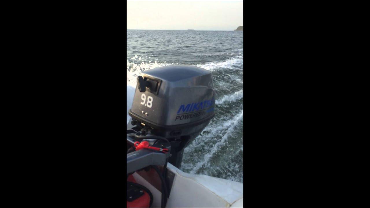 Тест-драйвы и отзывы о Mikatsu. 2х-тактный лодочный мотор Mikatsu .