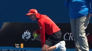 Теннис, Пас в пенис
