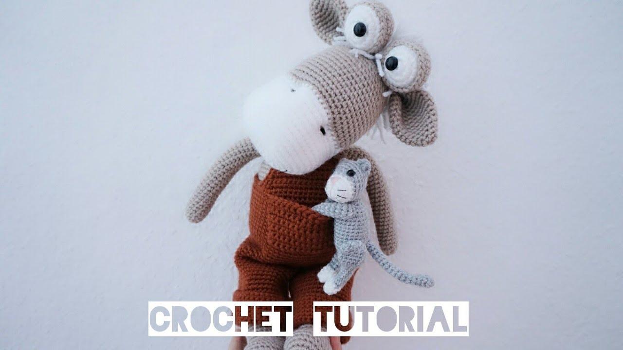 Miniature elephant, crochet realistic elephant, amigurumi animal ...   720x1280