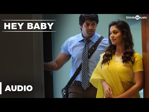 Hey Baby Official Full Song - Raja Rani Travel Video