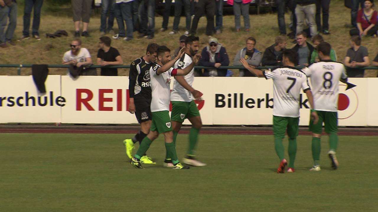 Heracles Almelo - Preussen Münster 1-3 | 15-07-2016 | Samenvatting