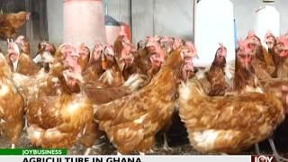 Agriculture in Ghana - Joy Business (19-7-16)
