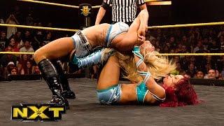 Sasha Banks vs. Charlotte – NXT Women's Championship Match: WWE NXT, July 15, 2015