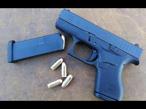 Glock 42 - YouTube