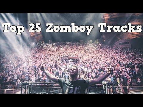 [Top 25] Best Zomboy Tracks [2018]