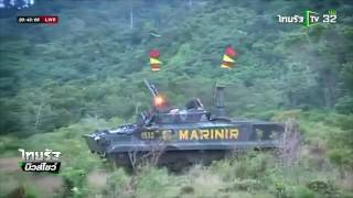 Thairath TV : สแกนแสนยานุภาพกองทัพอาเซียน 15/5/2559