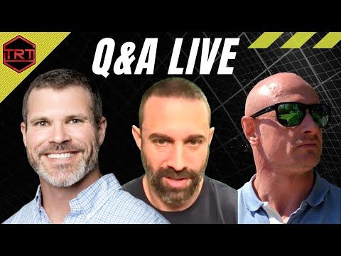 Q&A Livestream With Dr Jordan Grant And Gil T Hosted By Dr Steven Devos