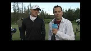 Doug Roxburgh chats with Jamie Sadlowski from the PGA Tour Canada a...