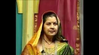 Deepali as Rajmata Jijau