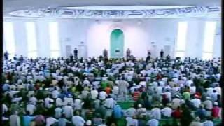 Friday Sermon : 21st August 2009 - Part 1 (Urdu)
