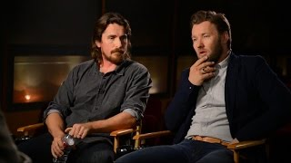 Christian Bale, Ridley Scott on Tackling