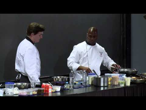 Martin Breslin: The History of Culinary Thickeners, Science and Cooking Public Lecture Series 2014