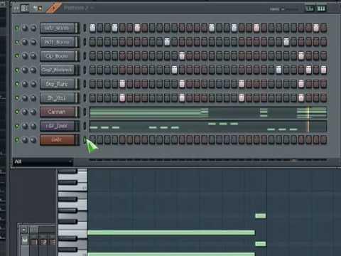 make beats on fl studio