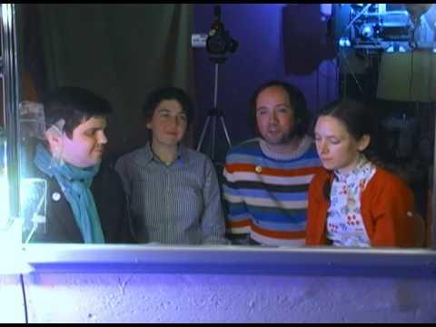 [SFPOPFEST 2009] The Smittens Interview Pt.1