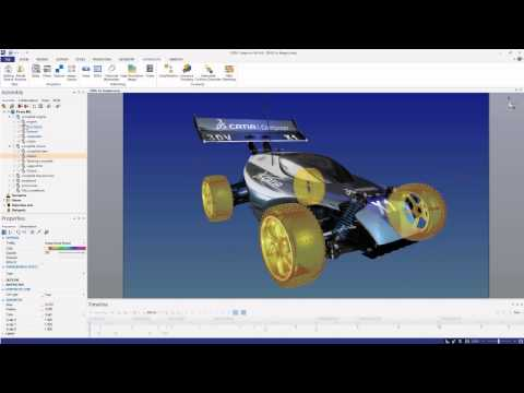 CATIA Live Rendering on 4K Displays with NVIDIA - Dassault Systèmes