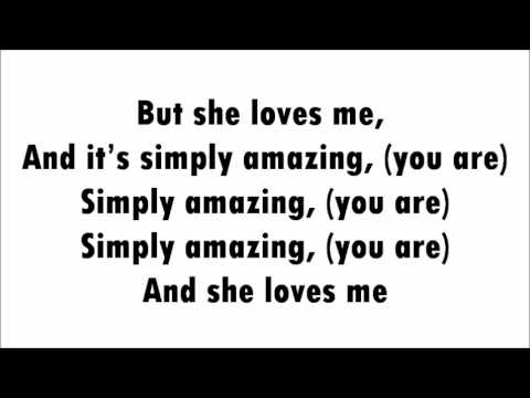 Trey Songz- Simply Amazing (Lyrics On Screen)